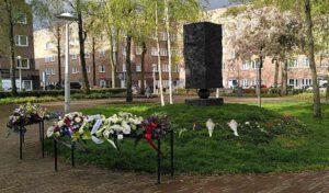 Monument Columbusplein
